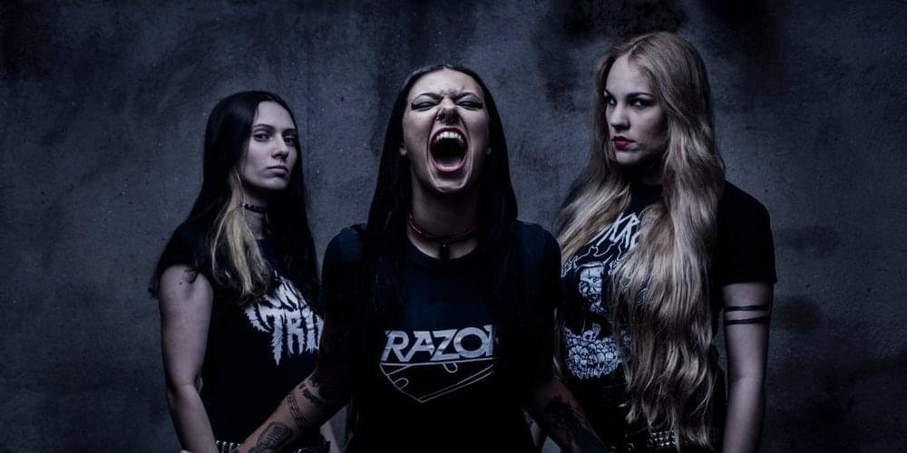 Tickets NERVOSA , + ALIEN WEAPONRY + EXA in Berlin