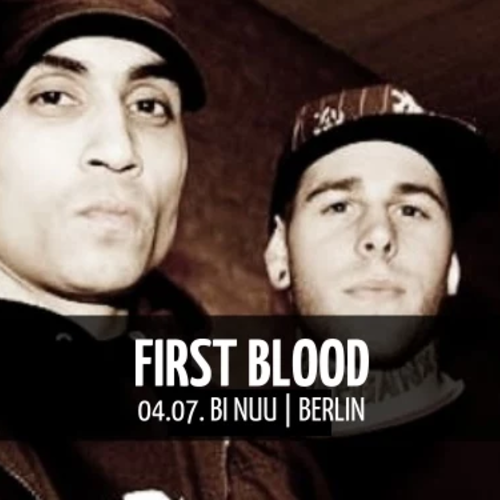 Tickets kaufen für FIRST BLOOD am 04.07.2017